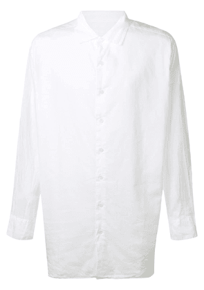 Casey Casey loose fit shirt - White