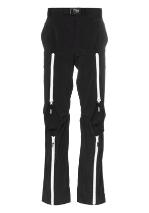 99% Is Bondage zipped sweatpants - Black