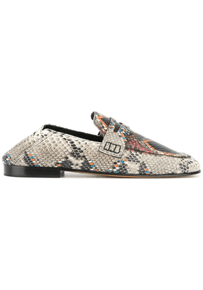 ceefa59773e Isabel Marant Fezzy loafers - Grey. SALE
