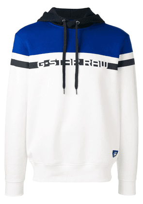 G-Star Raw Research hooded sweater - White