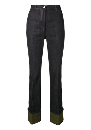 Bottega Veneta straight-leg jeans - Blue