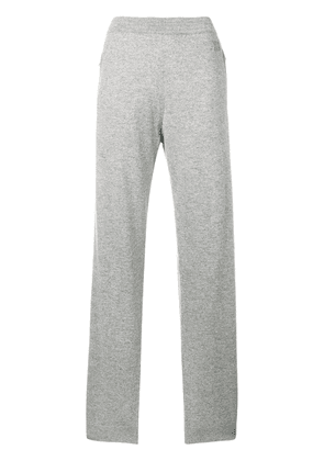 Givenchy cashmere track trousers - Grey