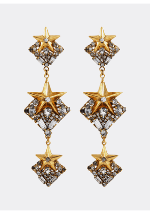 'Reach For The Stars' link drop earrings