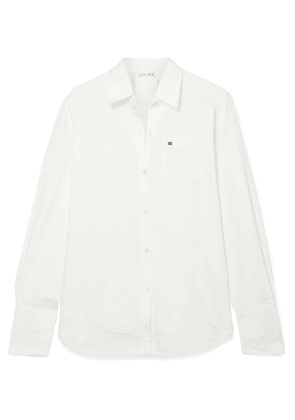 Alex Mill - Standard Shore Cotton-voile Shirt - White