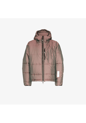 99% Is Iridescent padded jacket