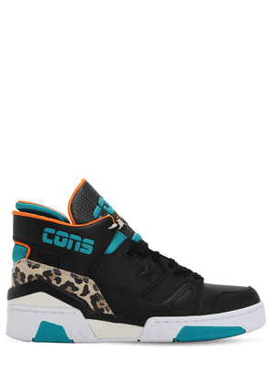 Erx 260 Leopard High Top Sneakers