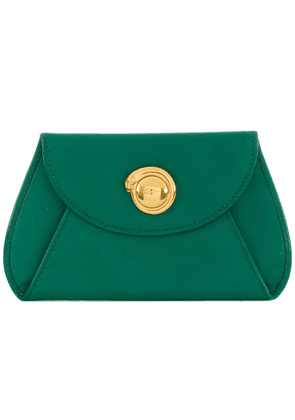 Cartier Vintage fold-over top coin pouch - Green