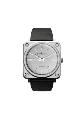 Bell & Ross BR S-92 Matte Grey 39mm - Black And Grey