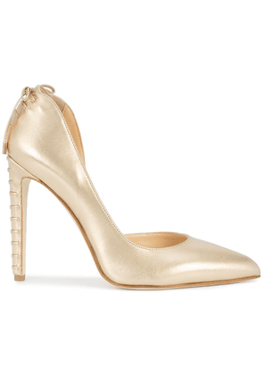 Chloe Gosselin Enchysia pumps - Metallic