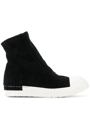 Cinzia Araia hi-top trainers - Black