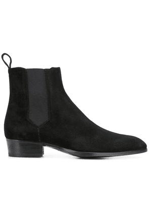 Barbanera Stendhal ankle boots - Black