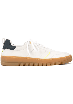 Buscemi low top sneakers - White