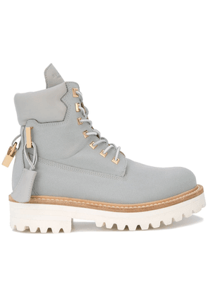 Buscemi Site boots - Grey