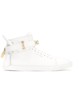 Buscemi high-top trainers - White