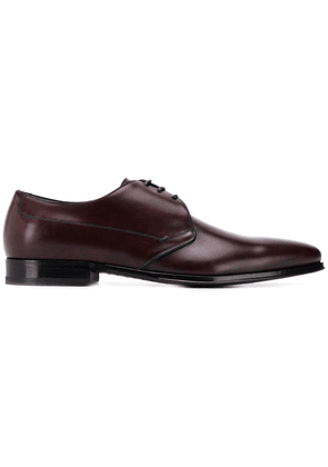 Dolce & Gabbana classic derby shoes - Red