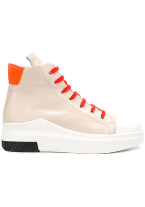 Cinzia Araia Araia 74 hi-top sneakers - Brown