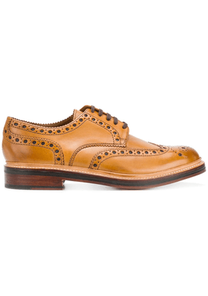 Grenson Archie brogues - Brown