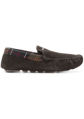 Barbour Monty slippers - Brown