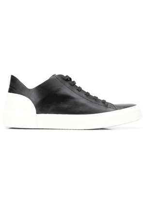 Del Carlo lace up sneakers - Black