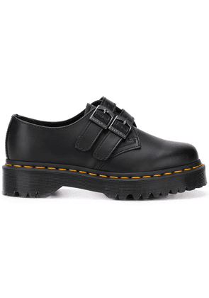 Dr. Martens double buckle shoes - Black
