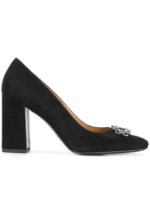 Fratelli Rossetti embellished pumps - Black
