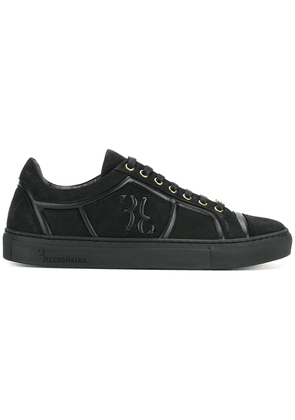 Billionaire Steven low top sneakers - Black