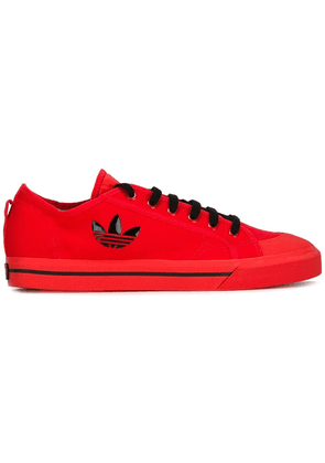 Adidas By Raf Simons logo lateral sneakers - Red
