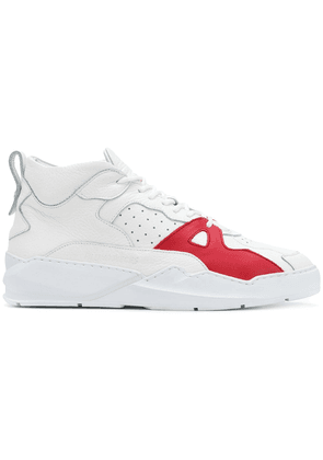 Filling Pieces lace-up hi-top sneakers - White