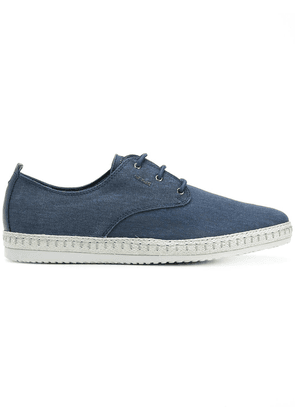 Geox Copacabana lace-up shoes - Blue