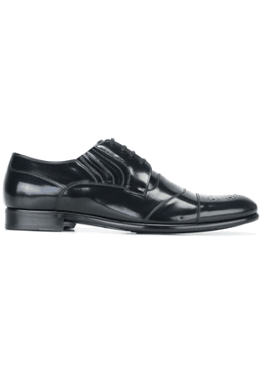 Dolce & Gabbana formal lace-up shoes - Blue