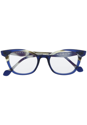 Face À Face Blast glasses - Blue