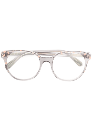 Bulgari round shaped glasses - Grey