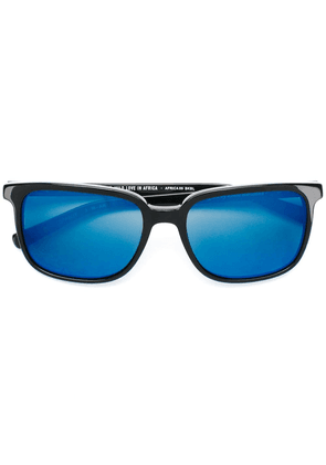 Etnia Barcelona Africa square sunglasses - Black