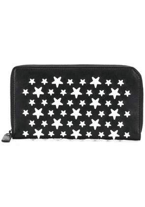 Jimmy Choo Carnaby wallet - Black