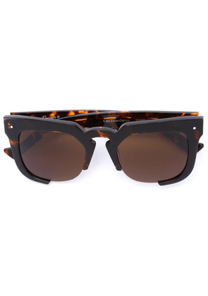 Grey Ant 'Temple' sunglasses - Brown