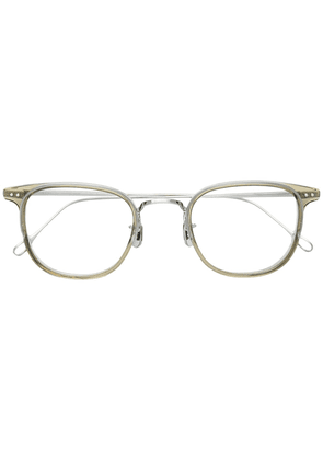 Eyevan7285 square shaped glasses - Grey