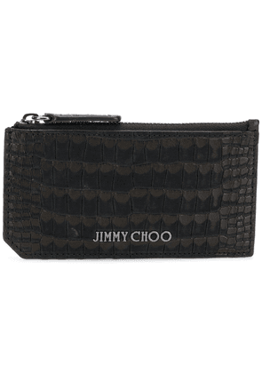Jimmy Choo Conway card holder - Black