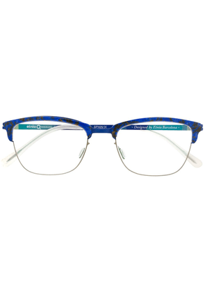 Etnia Barcelona Modena square-frame glasses - Blue