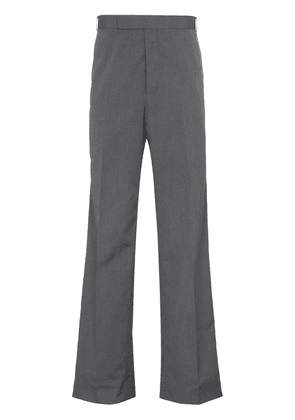 Thom Browne tailored side stripe trousers - Grey
