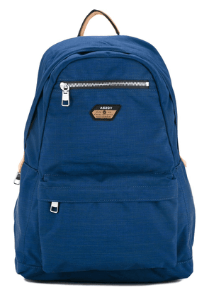 As2ov Cordura Span 600D day pack - Blue