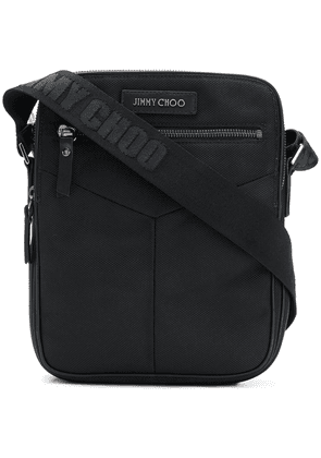 Jimmy Choo Blaine messenger bag - Black