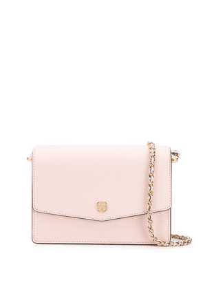 c9cbcf8a0423 Tory Burch Robinson convertible mini shoulder bag