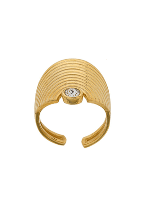 Charlotte Valkeniers Spectrum ring - Gold