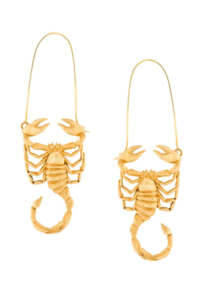 Givenchy lobster earring - Metallic