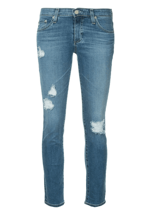 Ag Jeans Prima ankle jeans - Blue