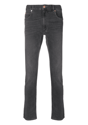 Isabel Marant slim fit jeans - Black