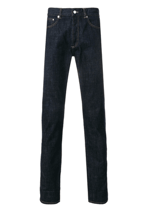 Givenchy straight leg jeans - Blue