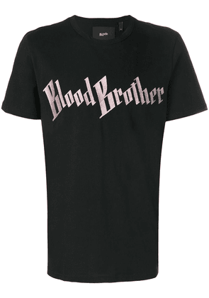 Blood Brother Dogs T-shirt - Black