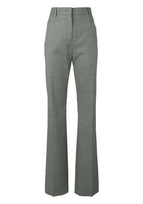 Prada classic tailored trousers - Grey