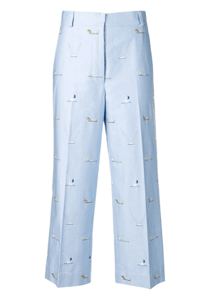 Thom Browne Synchronized Swimmer Trouser - Blue
